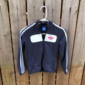 Adidas Youth Track Jacket
